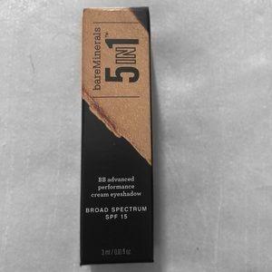bareMinerals 5-in-1 Cream Eyeshadow in Rich Camel